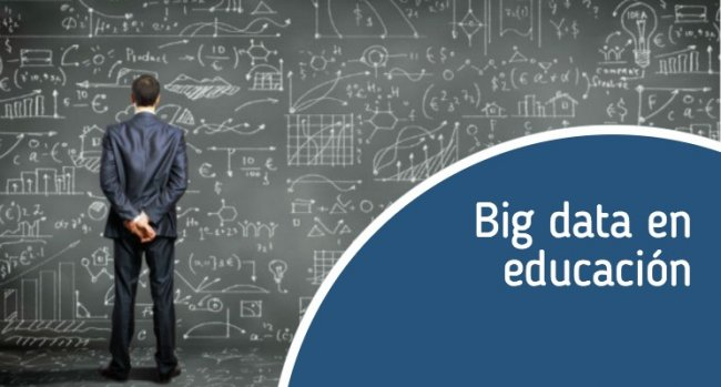 Big data en educación