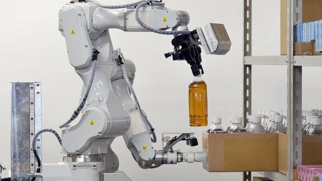 Japón utiliza robots a falta de mano de obra