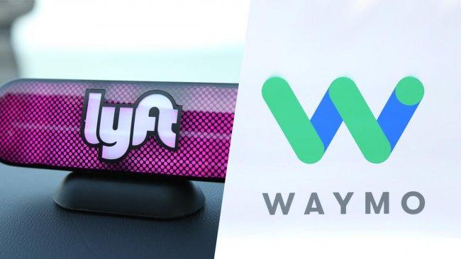 Lyft y Waymo se unen para crear los nuevos coches autónomos